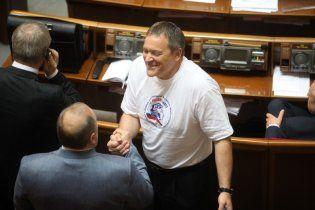 Колесніченко у парламенті Криму говорив виключно українською - Москаль