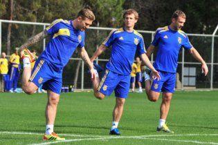 Збірна України проведе перший спаринг перед Євро-2012 без Блохіна
