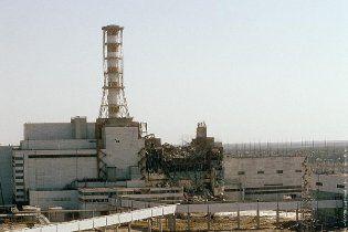 На Чорнобильській АЕС завалилася стіна та частина даху