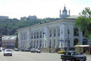 Киевсовет спас Гостиный двор от реконструкции