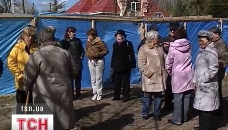 Скандал в Ужгороде