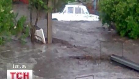 Прудовое цунами пережили жители Руднивки, на Сумщине