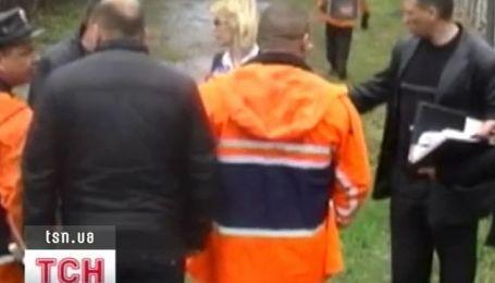 На Дніпропетровщині суддя збив людину і втік з місця ДТП