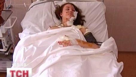 Состояние пострадавших после взрывов в Днепропетровске