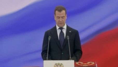 Медведев отдал президентство и поблагодарил за поддержку