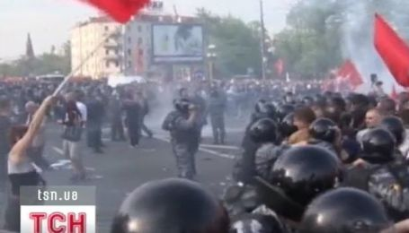 Москва почти в осаде