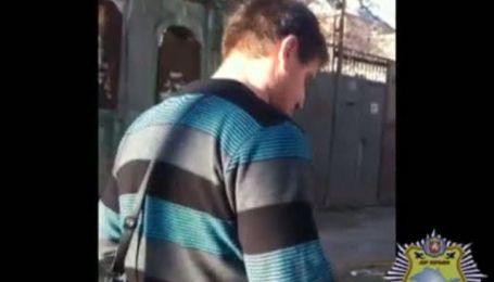 П'яний мажор влаштував в Криму перегони