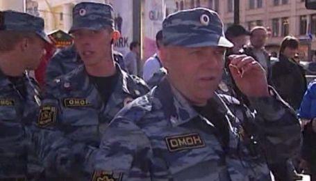 У Петербурзі поліція заблокувала акцію опозиції