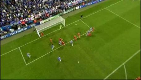 Бавария - Челси - 1:1. Гол Дрогба