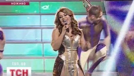 Украину на Евровидении-2012 представит Гайтана