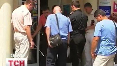 Убийство прямо в универмаге в Запорожье