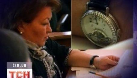 Какие часы носят чиновники