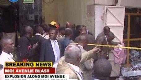 У столиці Кенії невідомі підірвали торговий центр