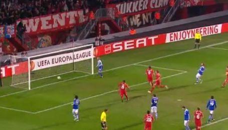 Твенте - Шальке - 1:0. Огляд матчу