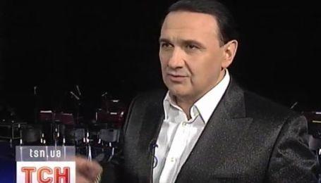 Владимир Гришко оставил оперу ради выступлений на эстраде
