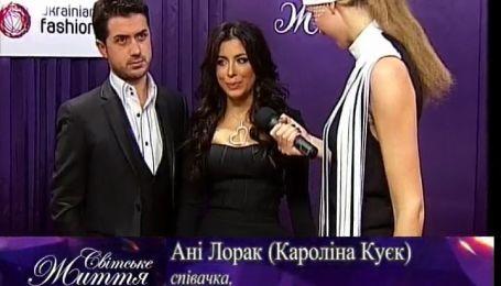 Ани Лорак продолжает худеть
