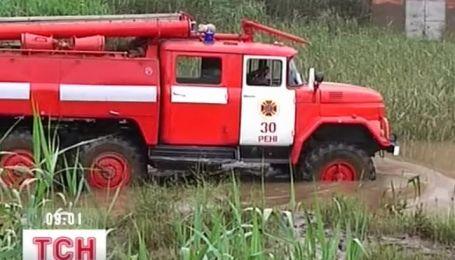 На Одесскую область снова наступает вода
