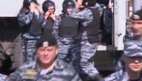Задержания оппозиционеров в Москве продолжились и после инаугурации Путина