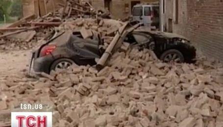 Италия оправляется от мощнейшего за последние три года землетрясения
