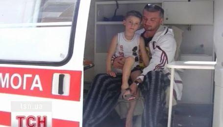 23 ребенка и 5 взрослых на Киевщине попали в инфекционное отделение