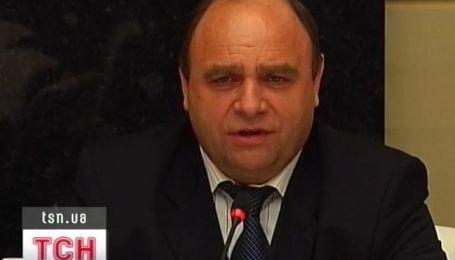 Пресс-конференция министра внутренних дел и СБУ относительно терактов в Днепропетровске