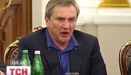 Леонид Черновецкий написал заявление об отставке