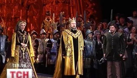 Грандиозная премьера в киевской опере