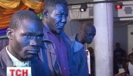 В столице Зимбабве выбрали самого уродливого мужчину