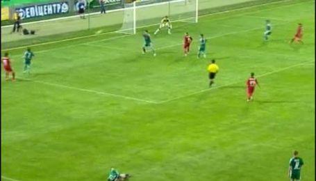 Оболонь - Ильичевец - 0:0. Обзор матча