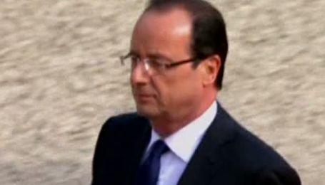 57-річний соціаліст Франсуа Олланд офіційно очолив Францію