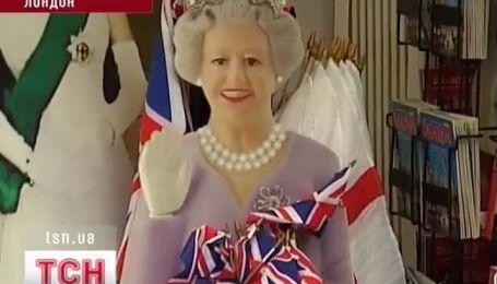 Завтра английская королева отметит бриллиантовый юбилей правления