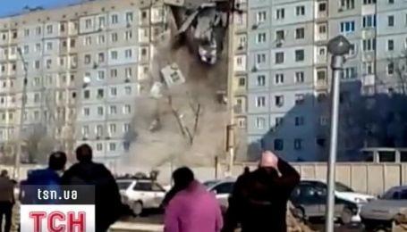 Тела девяти погибших извлечены из-под завалов дома в Астрахани
