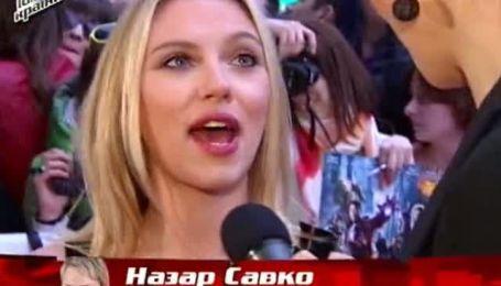 Скарлет Йоханссон рассказала об украинских родственниках
