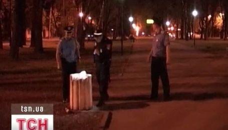 В Днепропетровске правоохранители обезвредили подозрительную сумку