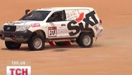 В ОАЭ проходят одни из самых изнурительных гонок планеты