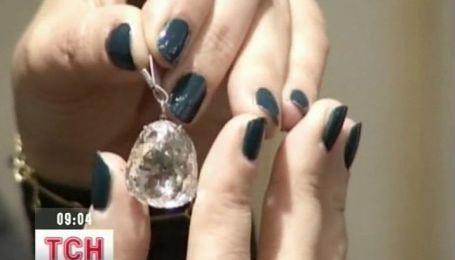 На продажу выставили один из самых необычных бриллиантов