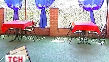 В киевском кафе расстреляли директора СТО