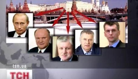 Тактика предвыборных войн в России