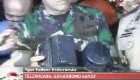 В Індонезії виявлені бортові самописці SSJ-100