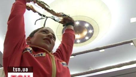 14-річний хлопчик винесе один із чемпіонських поясів Володимира Кличка