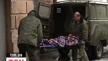 В Киеве четверо человек отравились газом, один человек умер