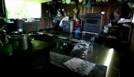 Из-за наводнения в Бразилии пострадали 74 тысячи семей