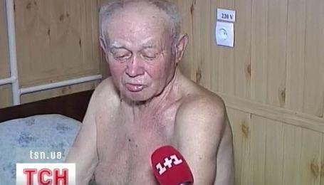 В Черкасской области пожилой мужчина попал под удар молнии