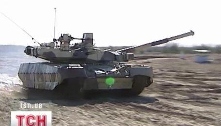 """Первую партию танков """"Оплот"""" собирают в Харькове для тайской армии"""