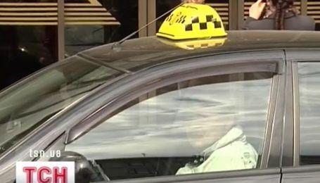 Украинских таксистов снова пытаются легализовать