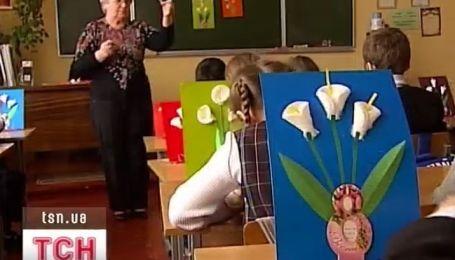 В школах трудовое обучение заменили вышиванием