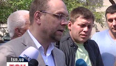 Медики зафіксували тілесні ушкодження Тимошенко