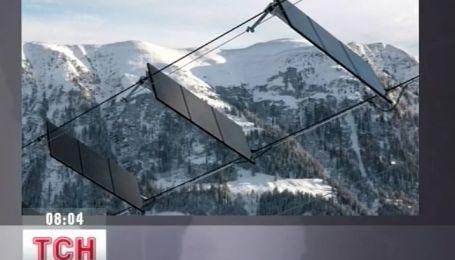 В Швейцарии создали подъемник, который работает от солнечных батарей