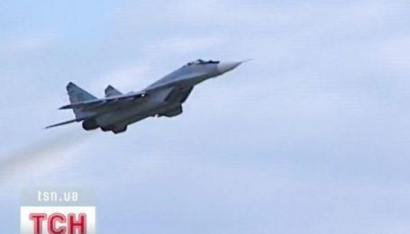 Авиасоединение на Киевщине пополнилось двумя модернизированными МиГ-29