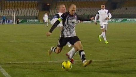 Заря - Кривбасс - 2:0. Обзор матча